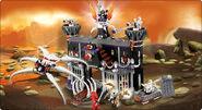 Website 2505 Garmadon's Dark Fortress