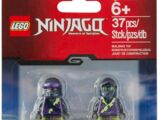 851342 Ninja Army Building Set