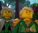 Lloyd Garmadon (Relationships)