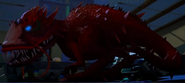 Grundle inside Ninjago Doomsday Comix