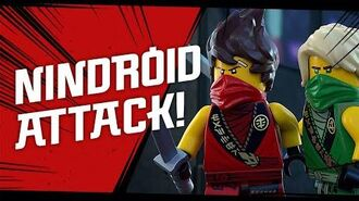 Kai & Lloyd vs. Nindroid Warriors - LEGO® NINJAGO® Legacy-1