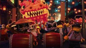 Michael Kramer - Ninjago Soundtrack Sons of Garmadon Heist (From Season 8, Episode 75)