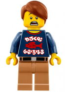 Movie Henry Minifigure