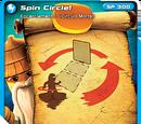 Card 55 - Spin Circle!