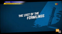 The Last of the Formlings