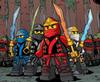 Ninjas (Artwork)