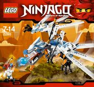 Ninjago 2260 Poster
