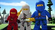LEGO Ninjago - Season 1 Episode 2 - Home - Full Episodes English Animation for Kids