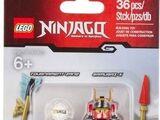 853544 Ninjago Accessory Set