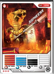 Aspheera Fanmade card