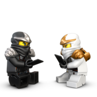 CGI Cole ZX and Zane ZX