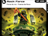Card 87 - Rock Force