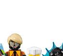 71019 The LEGO Ninjago Movie Series