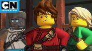 The Secret Ninja Base Ninjago Cartoon Network