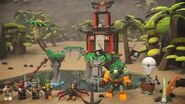Tiger Widow Island - LEGO Ninjago - 70604 - Product Animation