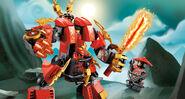 70500 Kai's Fire Mech Images 1
