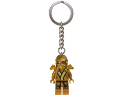 850622 Golden Ninja Key Chain