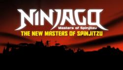 Nowi Mistrzowie Spinjitzu