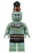 Moe Minifigure