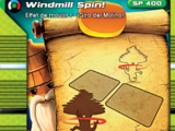 Card 119 - Windmill Spin!