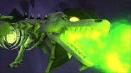 Grief-Bringer's Breath Green Fire