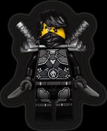 Stone Armor Cole Minifigure
