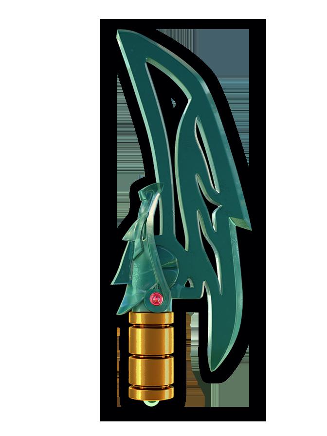 Ниндзяго золотое оружие
