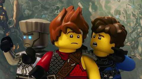 Ninja Will Rise - LEGO Ninjago - Season 9 - Hunted Teaser 5