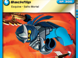 Card 67 - Backflip