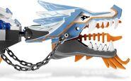 2260 Ice Dragon Face
