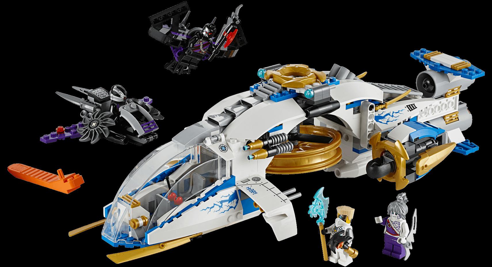 70724 ninjacopter - Legocom Ninjago