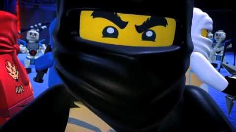 Ninjago Teaser