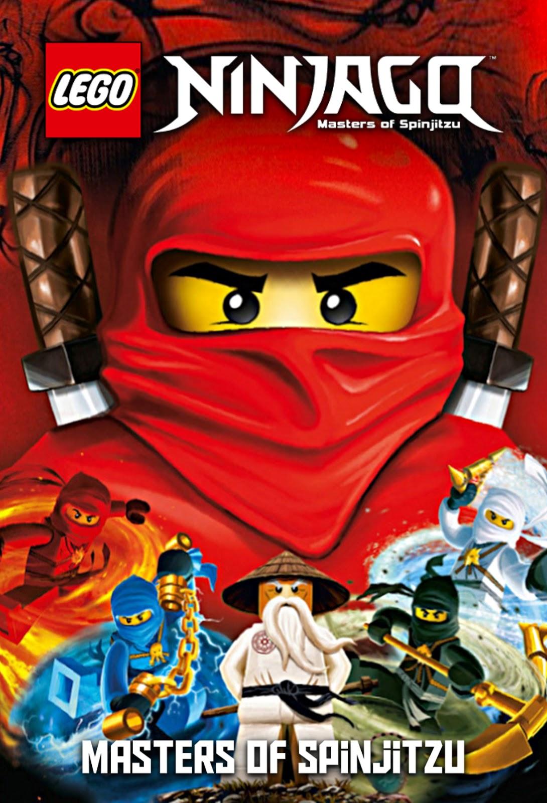 LEGO Ninjago: Masters of Spinjitzu | Ninjago Wiki | FANDOM ...