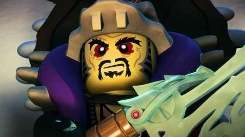 Ninjago's Most Wanted