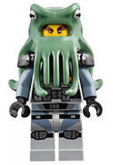 Movie Four Eyes Minifigure