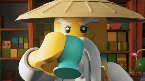 Wu's Teas - LEGO NINJAGO - Full Length Episode