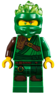 Forbidden Spinjitzu Lloyd Minifigure