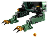 70612 Green Ninja Mech Dragon Reveal 12