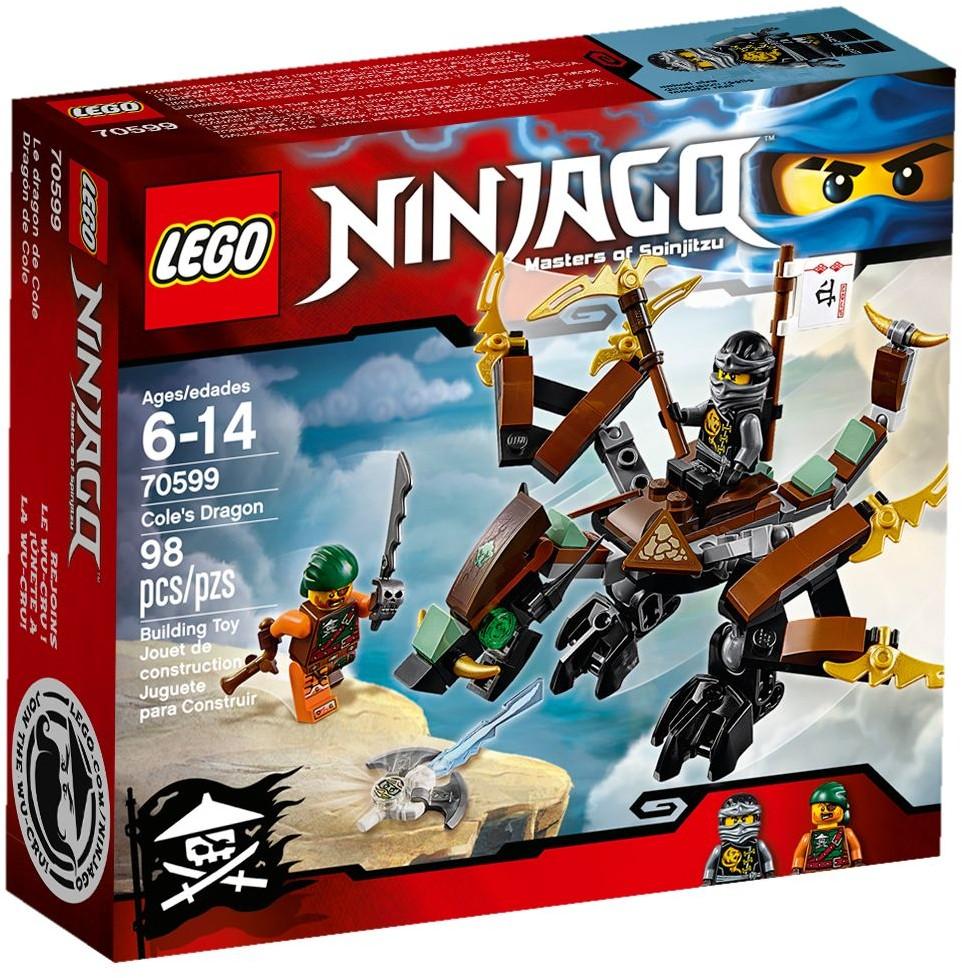 Lego Ninjago Djinn Blades Sky Pirates 70599 70600 70601 70602 70603 70604 70605