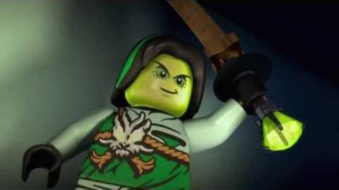 The Story of Morro - LEGO Ninjago - Villain Throwback Mini Movie