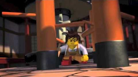 Jay Vincent - Ninjago Soundtrack The Training Course (from Pilot Episode 1 Way of the Ninja)