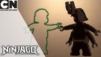 Ninjago The Story of the Oni and the Dragon Cartoon Network