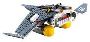 70609 Manta Ray Bomber 8