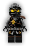 Honor Cole Minifigure