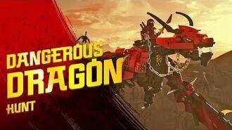 Red Dragon Rescue - LEGO NINJAGO 70653 Firstbourne