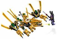 70666 The Golden Dragon 2