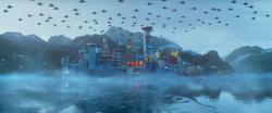 Movie Ninjago City