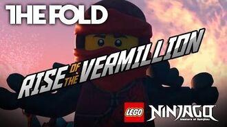 LEGO NINJAGO Rise of the Vermillion (Official Video) Season 7