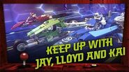 Velocity Racers & Mech Jet – LEGO NINJAGO - Prime Empire