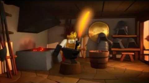 LEGO Ninjago-Episodio 1-Español Latino